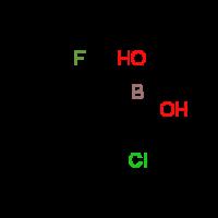 2-Chloro-6-fluorophenylboronic acid