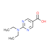 2-(Diethylamino)-5-pyrimidinecarboxylic acid