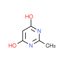 2-Methylpyrimidine-4,6-diol