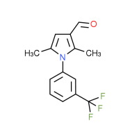 2,5-Dimethyl-1-[3-(trifluoromethyl)phenyl]-1H-pyrrole-3-carbaldehyde
