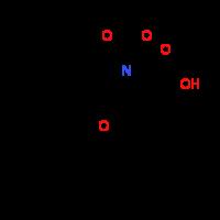 (2S,4S)-1-(tert-Butoxycarbonyl)-4-[2-(sec-butyl)-phenoxy]-2-pyrrolidinecarboxylic acid