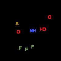 3-(2-Thienyl)-3-[(2,2,2-trifluoroacetyl)amino]-propanoic acid