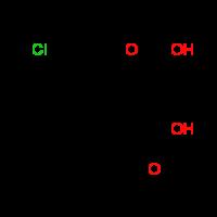 3-(4-Chlorophenyl)pentanedioic acid