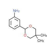 [3-(5,5-Dimethyl-1,3-dioxan-2-yl)phenyl]amine