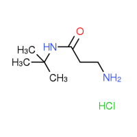 3-Amino-N-(tert-butyl)propanamide hydrochloride