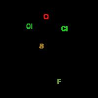 3-Chloro-6-fluoro-1-benzothiophene-2-carbonyl chloride