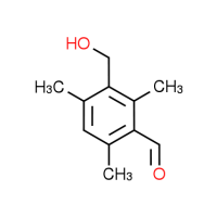 3-(Hydroxymethyl)-2,4,6-trimethylbenzaldehyde