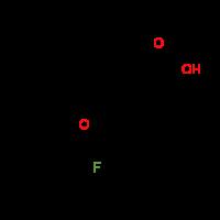 4-[(2-Fluorophenoxy)methyl]benzoic acid