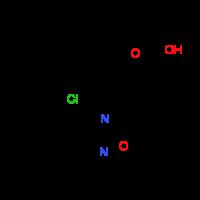 4-[3-(2-Chlorophenyl)-1,2,4-oxadiazol-5-yl]-butanoic acid