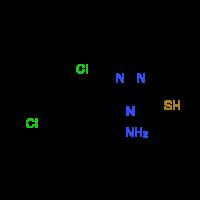 4-Amino-5-(2,4-dichlorophenyl)-4H-1,2,4-triazole-3-thiol