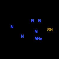 4-Amino-5-pyrazin-2-yl-4H-1,2,4-triazole-3-thiol