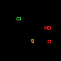 4-Chloro-1-benzothiophene-2-carboxylic acid