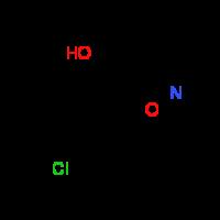 4-Chloro-2-isoxazol-5-ylphenol