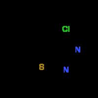 4-Chloro-5-ethyl-6-methylthieno[2,3-d]pyrimidine