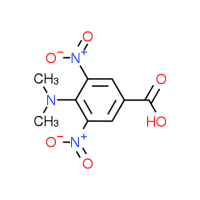 4-(Dimethylamino)-3,5-dinitrobenzoic acid