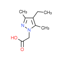 (4-Ethyl-3,5-dimethyl-1H-pyrazol-1-yl)acetic acid