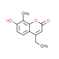 4-Ethyl-7-hydroxy-8-methyl-2H-chromen-2-one