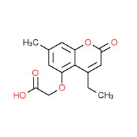 [(4-Ethyl-7-methyl-2-oxo-2H-chromen-5-yl)oxy]-acetic acid