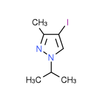 4-Iodo-1-isopropyl-3-methyl-1H-pyrazole