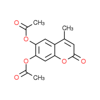 4-Methyl-2-oxo-2H-chromene-6,7-diyl diacetate