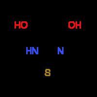 4,5-Dihydroxy-1-methyltetrahydro-2H-imidazole-2-thione