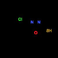 5-(2-Chlorophenyl)-1,3,4-oxadiazole-2-thiol