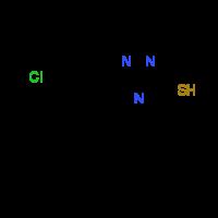 5-(3-Chlorophenyl)-4-isobutyl-4H-1,2,4-triazole-3-thiol