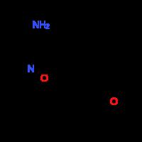{[5-(4-Methoxyphenyl)isoxazol-3-yl]methyl}amine