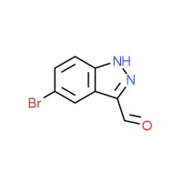 5-Bromo-1H-indazole-3-carbaldehyde