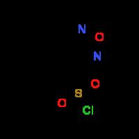 5-Methyl-2,1,3-benzoxadiazole-4-sulfonyl chloride