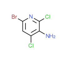 6-Bromo-2,4-dichloropyridin-3-amine