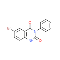 6-Bromo-3-phenyl-2,4(1H,3H)-quinazolinedione