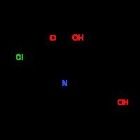 6-Chloro-2-(4-hydroxyphenyl)quinoline-4-carboxylic acid