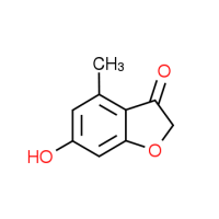 6-Hydroxy-4-methyl-1-benzofuran-3(2H)-one