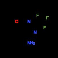 6-Methoxy-2-trifluoromethyl-pyrimidin-4-ylamine