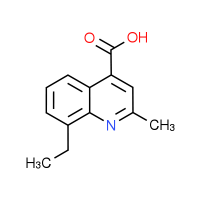 8-Ethyl-2-methylquinoline-4-carboxylic acid