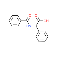 (Benzoylamino)(phenyl)acetic acid