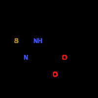 Ethyl 1,6-dimethyl-4-phenyl-2-thioxo-1,2,3,4-tetrahydro-5-pyrimidinecarboxylate