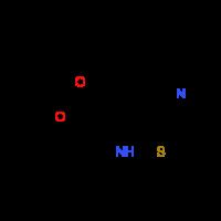 Ethyl 5-cyano-2,4-diphenyl-6-thioxo-1,4,5,6-tetrahydro-3-pyridinecarboxylate