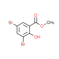 Methyl 3,5-dibromo-2-hydroxybenzoate