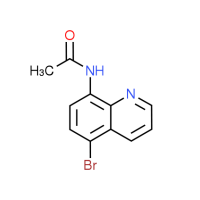 N-(5-Bromoquinolin-8-yl)acetamide