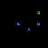 N-(tert-Butyl)-6-chloro-4-pyrimidinamine