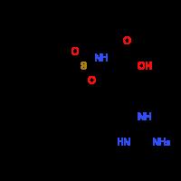 N~2~-[(4-methylphenyl)sulfonyl]-L-arginine
