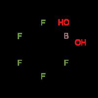 (Pentafluorophenyl)boronic acid