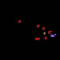 Sodium 1-hydroxy-2-oxo-2-(9-oxo-9H-fluoren-2-yl)-ethanesulfonate