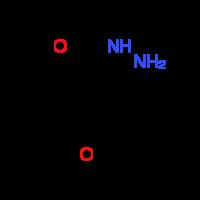 Tetrahydro-2H-pyran-4-carbohydrazide
