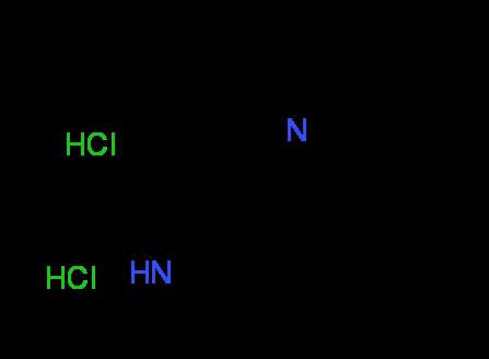 1-(4-Piperidinylmethyl)piperidine dihydrochloride