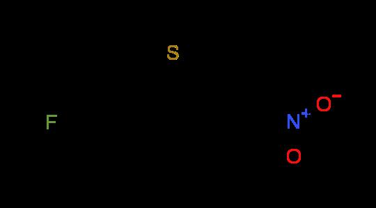 1-Fluoro-4-[(4-nitrophenyl)sulfanyl]benzene