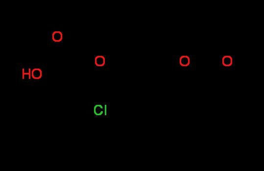 2-[(6-Chloro-4-methyl-2-oxo-2H-chromen-7-yl)oxy]-propanoic acid