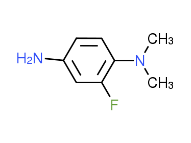 2-Fluoro-N-1-,N-1-dimethyl-1,4-benzenediamine